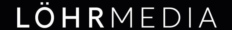 Logo_LöhrMedia_neg_RGB